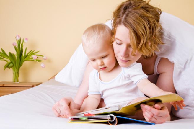 читање на бебе