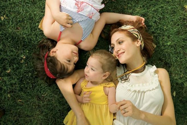 мајка и деца