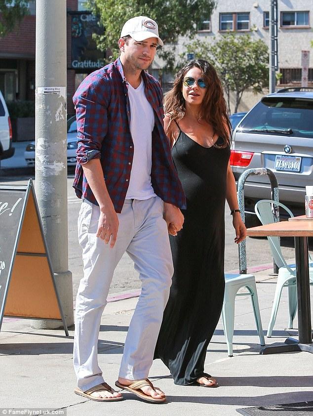парот додека Мила беше бремена